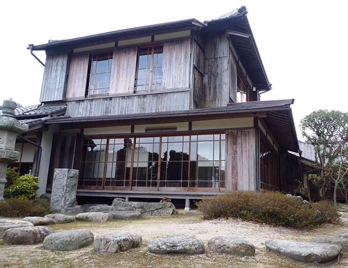 画像:旧田中別邸