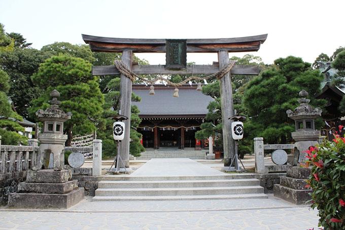 画像:松陰神社