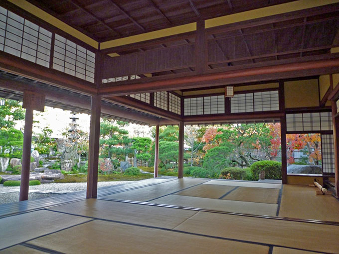 画像:菊屋家の外観