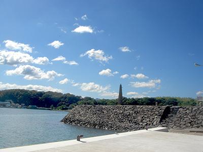 画像:恵美須ヶ鼻造船所跡